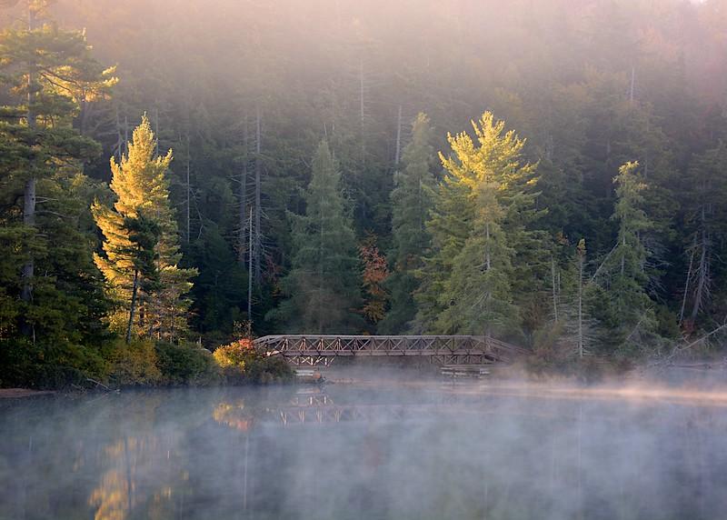 Early Morning at Nick's Lake
