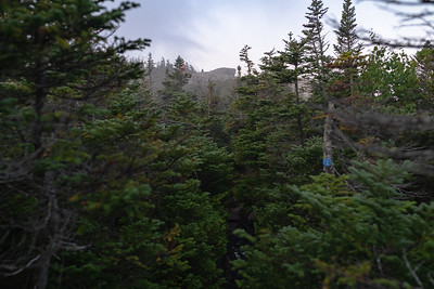 Sunrise from Dix Mt.