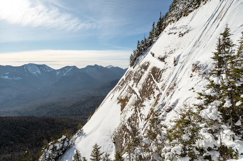 Great Range seen from Big Slide Lookout