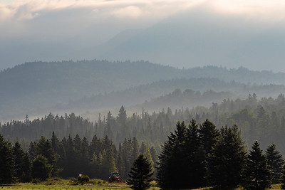 Adirondack Fog