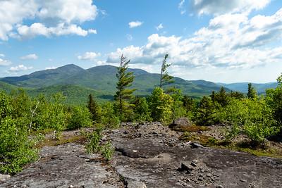 Dix Mt. Wilderness Bushwhack