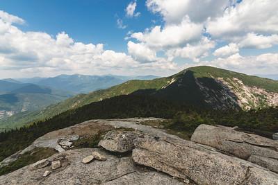 Giant Mt. seen from Rocky Peak