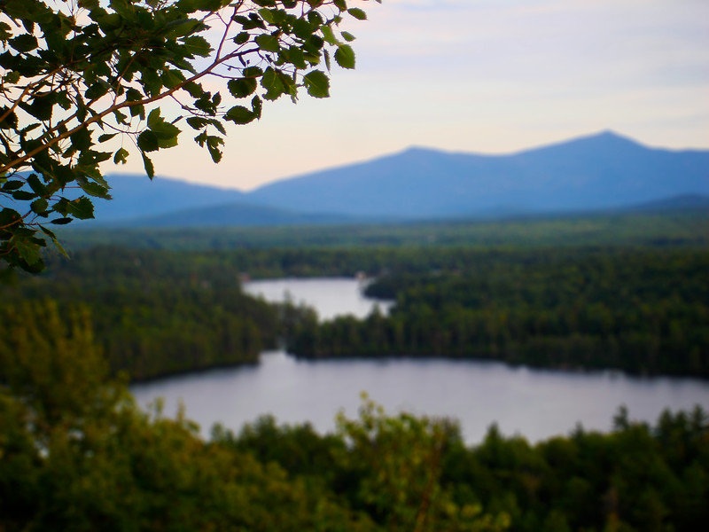 The Adirondacks. 2009.