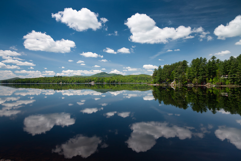 Long Lake - Adirondacks<br /> Singh-Ray LB ColorCombo