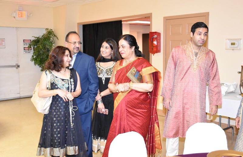 Mehendi Party at India Cultural Center, Tampa FL