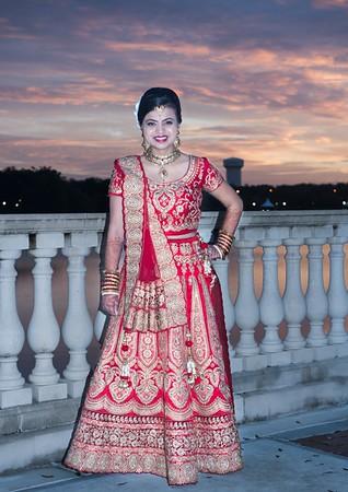 Aditi weds Raj
