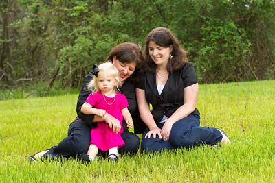 Adkinson Family 2012