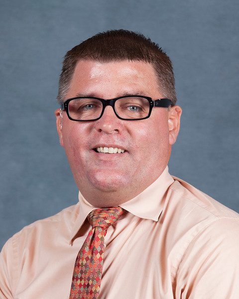 Brian Minarcik, Principal, Guerrero Elementary