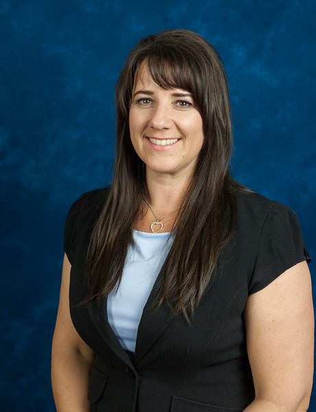 Joan Wilson, Team Leader, Rhodes Junior High
