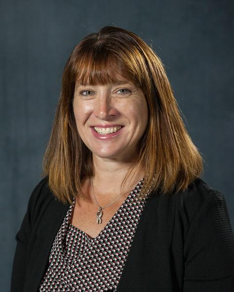 Becky Minarcik, Dean of Students, Salk and Stevenson elementary schools