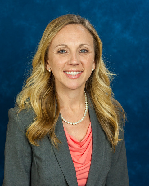 Krista Adams, Principal, Stevenson Elementary