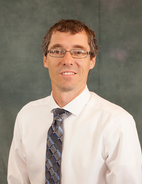 Richard Long, Assistant Principal, Westwood High