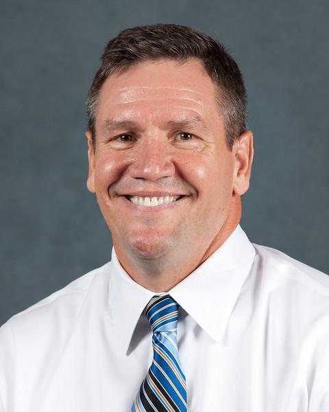 Greg Milbrandt, Principal, Mountain View High
