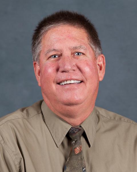 Nick Parker, Principal, Hawthorne Elementary