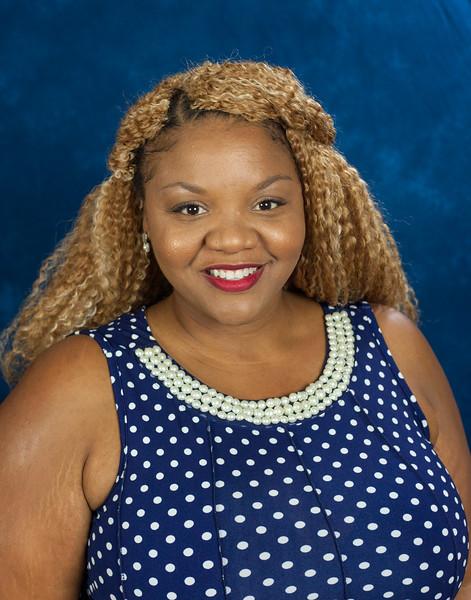 Teja Alleyne, Dean of Students, Adams and Kerr elementary schools