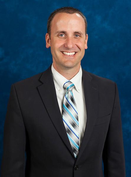 Michael Rapier, Principal, Poston Junior High