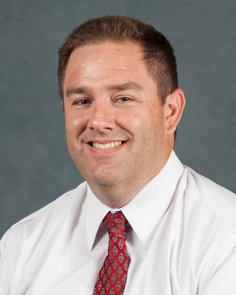 Alex Macdonald, Principal, Edison Elementary