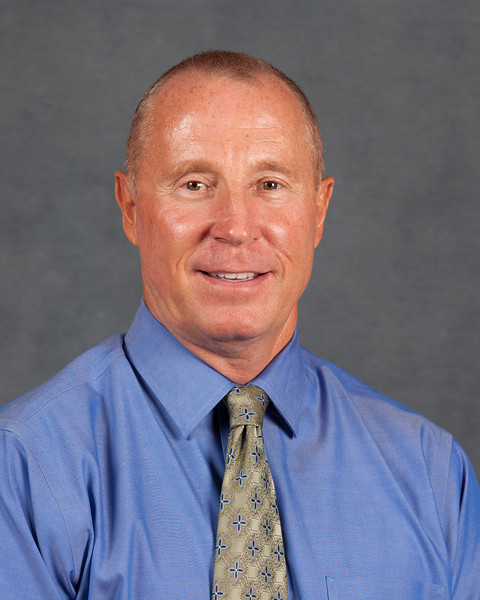 Steve Hogen, Director, Athletics and K-12 Physical Education