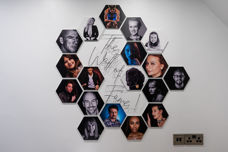 The Wall of Fame
