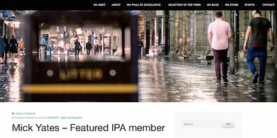 Featured IPA member
