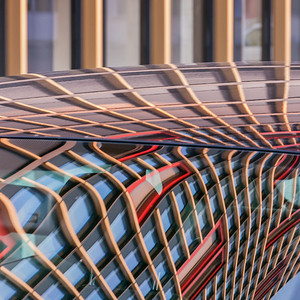 Carcolors 32: Windscreen - roof- facade