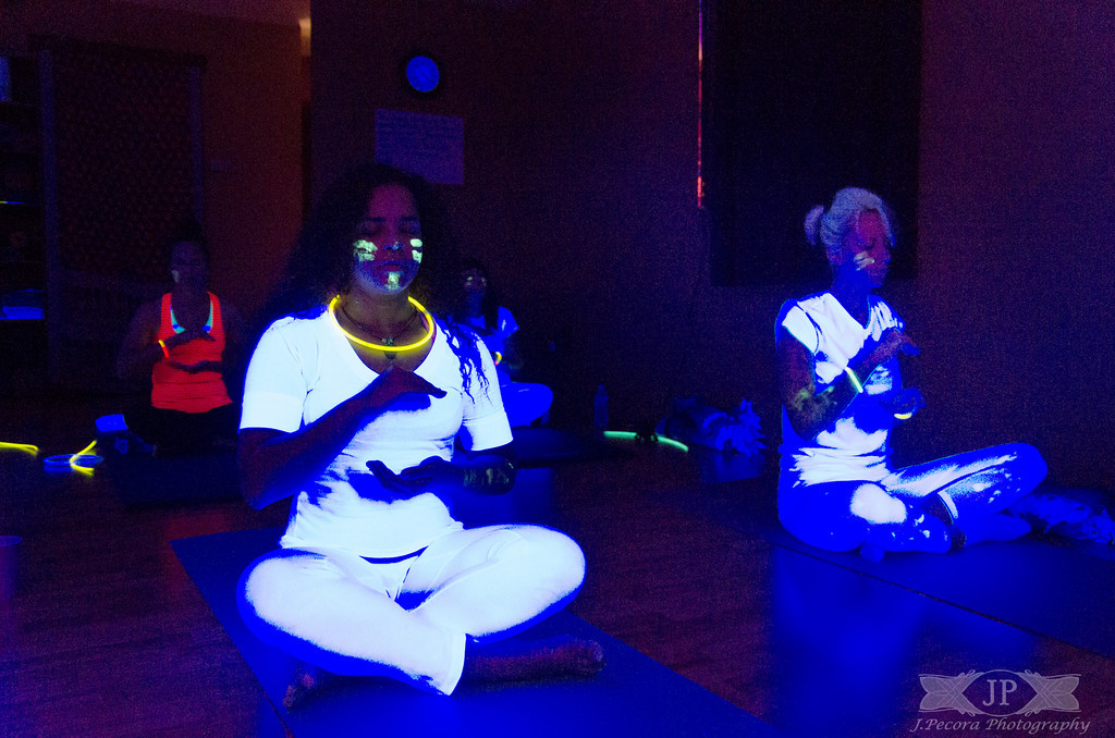 Black Light Yoga 3