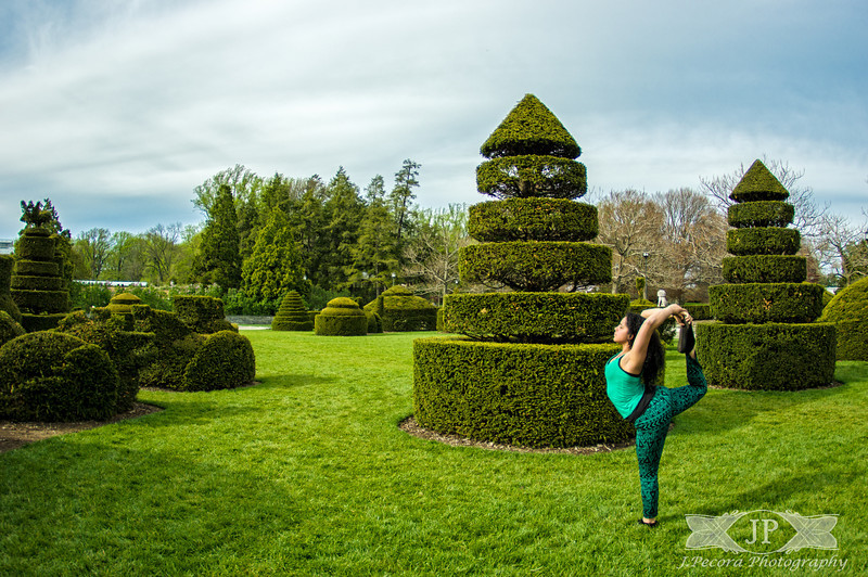 A visit to Longwood Gardens 05.13.14