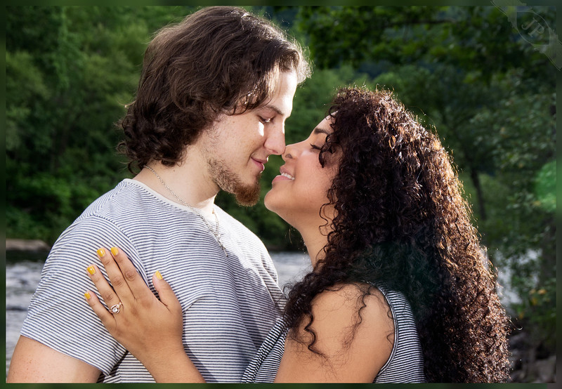 07.22.2013<br /> Today I am Sharing a very important event in my life :)!<br /> While In Hawaii I proposed, and my Fiance, Francelys Fabian, said yes!<br /> We had a great time doing a self portrait engagement shoot yesterday along the Lehigh River in Jim Thorpe. This is where we had out first date.<br /> I am the last of five men in my family to be getting married so we will have to make this wedding a good one.<br /> <br /> I'm looking forward to many more amazing years with my sweet heart, best friend, and greatest supporter.<br /> <br /> As always I hope everyone is having a wonderful life!<br /> ~J.Pecora