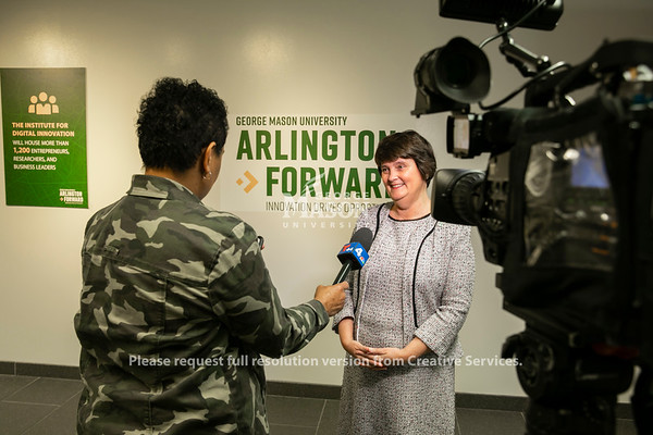 Arlington Campus 40th anniversary commemoration