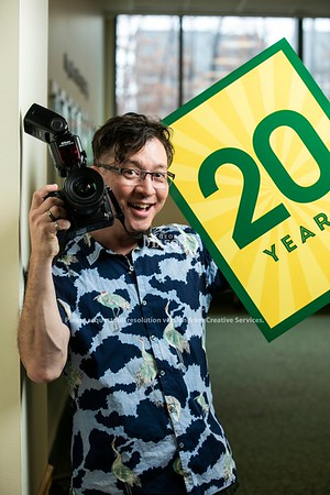 University Day Portraits 2020