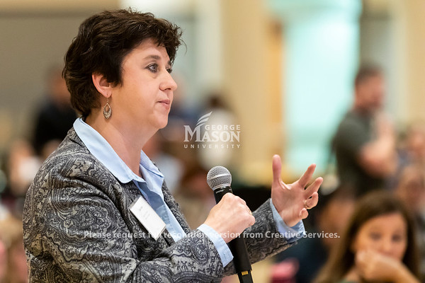 ADVANCE Faculty Summit. Photo by Lathan Goumas/Strategic Communications