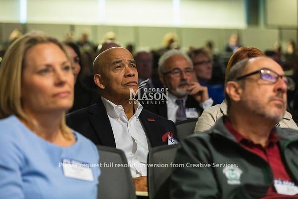 The 2019 P3•EDU Conference at George Mason University's Arlington Campus. Photo by Lathan Goumas/Strategic Communications