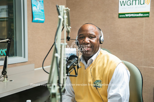 President Washington Podcast, Kevin Clark
