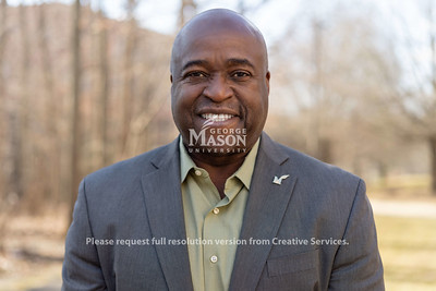 Dr. Gregory Washington, president of George Mason University. Photo by Naomi Fort/George Mason University