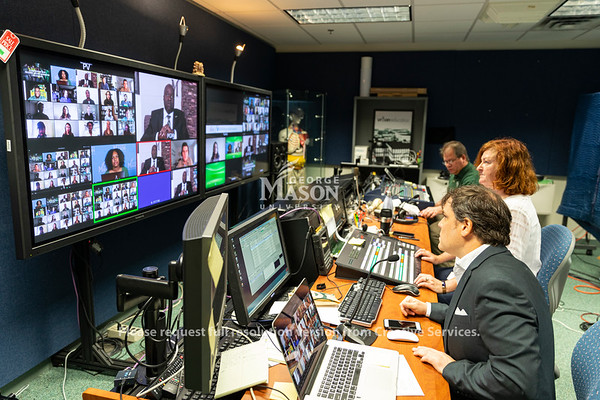 President Washington GMU-TV