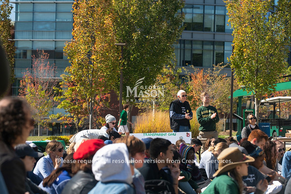 Sustainability fair and Fridays for Future Climate Rally