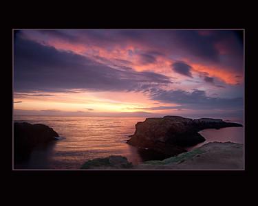 Mendocino Coast.
