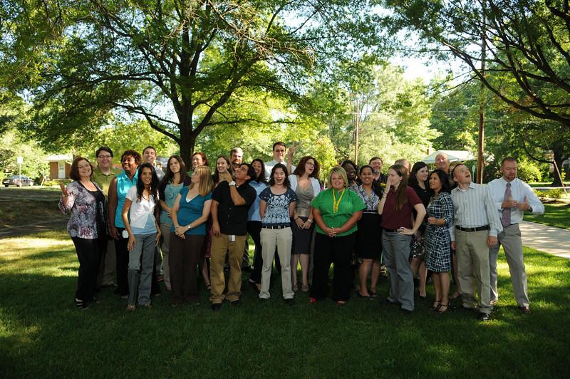 EHS, Group Photo
