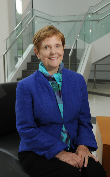 Hughes, 110908251e - Joy Hughes, vice president george mason university