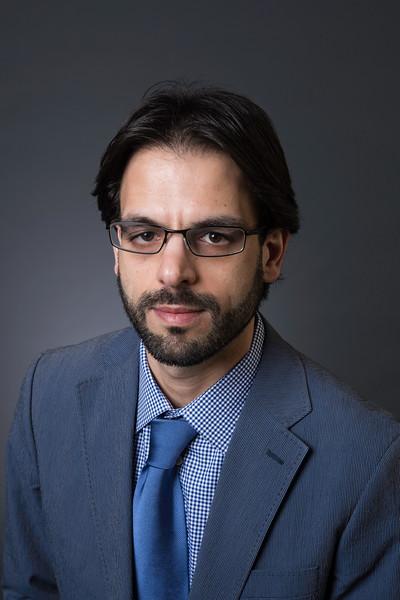 Ahmet Selim Tekelioglu, Content Editor, Maydan, Center for Global Islamic Studies. Photo by Creative Services/George Mason University