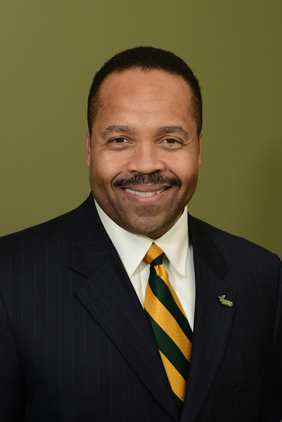 Turner, 120904100, Rodney Turner, Alumni Association, President. Photo by Evan Cantwell/Creative Services/George Mason University