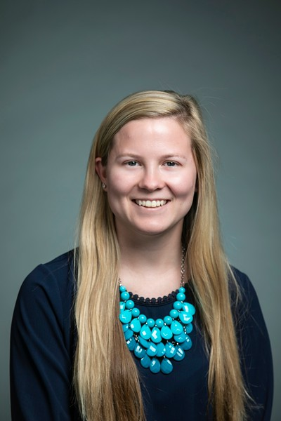 Carleigh Pappas, Admissions Counselor, Admission