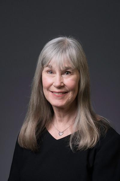 Virginia Brow, Adjunct Instructor, INTO Mason. Photo by Creative Services/George Mason University