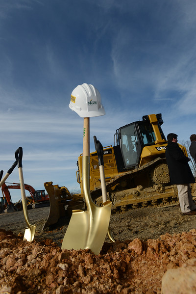 Campus Drive Groundbreaking Ceremony