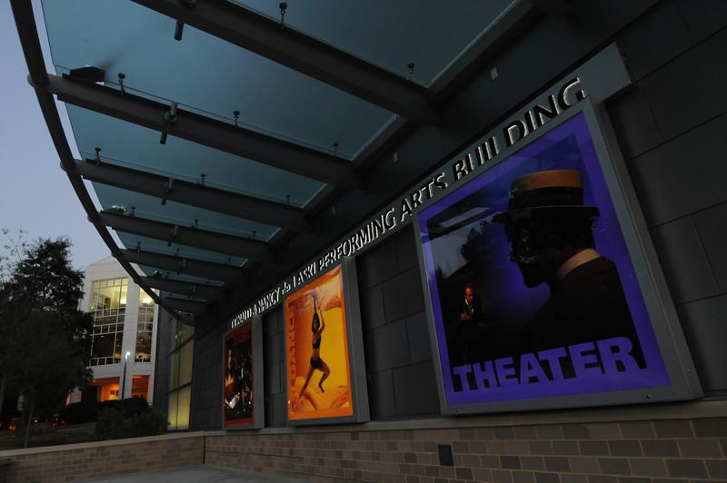Donald & Nancy de Laski Performing Arts Building