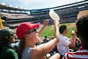 Young Alumni at Nationals Baseball game
