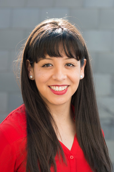 Danna Chavez Calvi is the External President of Mason DREAMers. Photo by: Bethany Camp / Creative Services / George Mason University