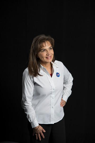 Alumna Sandra Cauffman