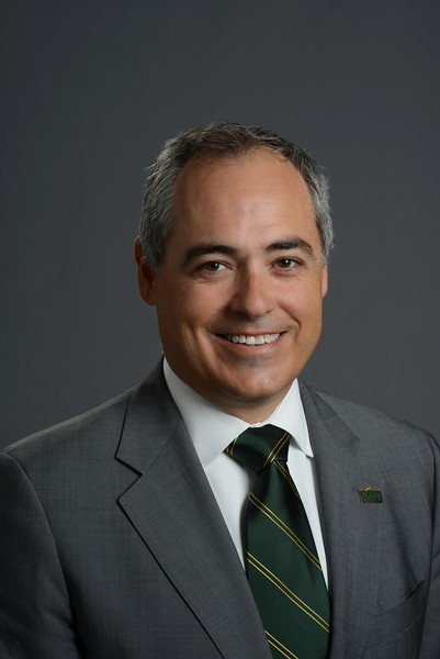 President Ángel Cabrera