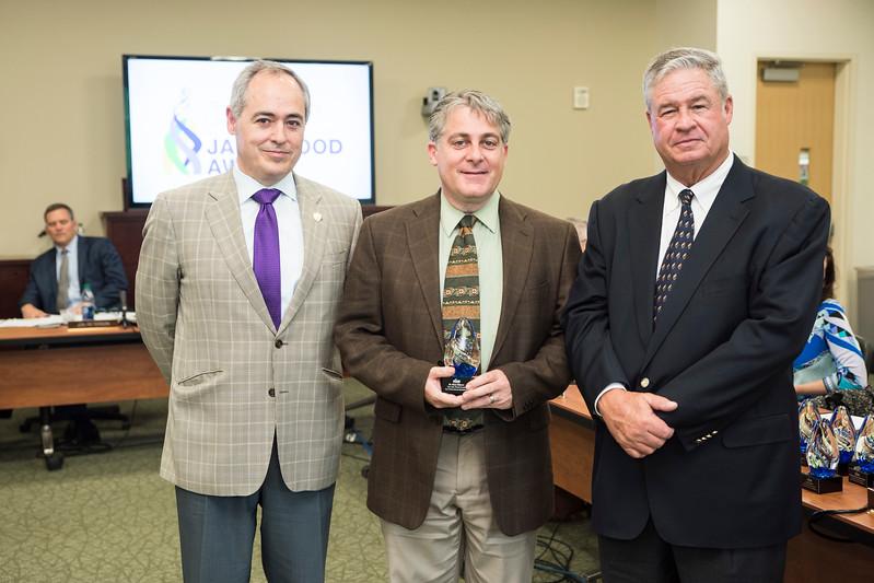 B.O.V. 2017, Jack Wood award.  Photo by:  Ron Aira/Creative Services/George Mason University